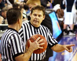 Basketball Officials